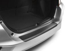 1 Pack Genuine Honda Parts 08P48-T5A-100 Rear Bumper Applique