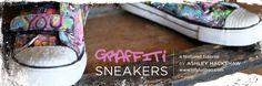Graffiti Sneakers DIY