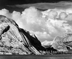 Ansel Adams Tenaya Lake, Mount Coness, Yosemite National Park, CA 1946 National Parks