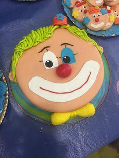 CLOWN CAKE -GRUPO CALÉ  ANIVERSÁRIO AFONSO