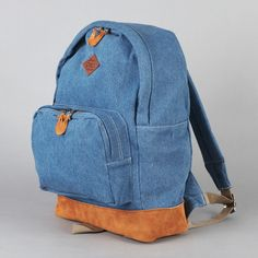 Only Ny Denim Backpack