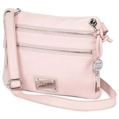 7101fe295 nicole by Nicole Miller® Ava Leather Crossbody Bag - jcpenney Patch Quilt, Nicole  Miller