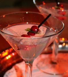 Jane Hammond Events - San Francisco, CA, United States. White cranberry martini