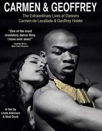 @Vanessa G Turner Thoughts: Carmen De Lavallade and Geoffrey Holder, Thoughts: Set the stage where lovers mingle in hot sweet sweat.  Source: NetFlix
