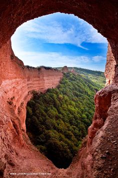 © José Miguel / Flickr (Creative Commons) Las Médulas (León)