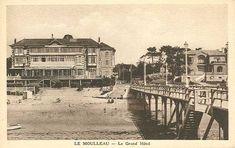 Casino mauresque hometown arcachon france pinterest - Les pins du moulleau ...