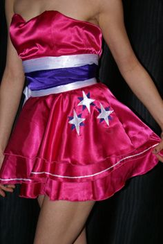 My Little Pony Friendship is Magic Equestria Girls Twilight Sparkle Fall Formal cosplay dress