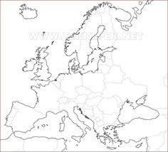 Európa vaktérkép Diagram, World, Education, Police, The World, Onderwijs, Learning
