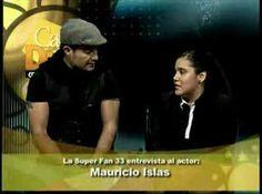 """Mini entrevista  primera Parte a  Mauricio Islas  telenovela  Pecados Ajenos  2008   Telemundo 33 """"Levántate con el 33"""" conducido por Zeji Ozeri"""