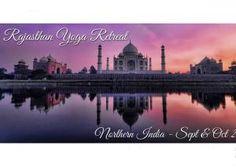 Rajasthan Yoga Retreat at TBC - Rajastha Mon 13 Oct 2014 12:00 AM - Rajasthan | LETSGLO