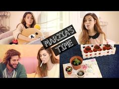 MARZIA'S TIME | Episode 3: Q&A, Weird Games, Mini Garden - YouTube