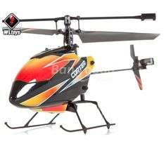 New WLtoys V911 2.4GHz 4 Channel Gyro Remote Control RC Helicopter (Mode 2) Free Shipping!  - US$41.99