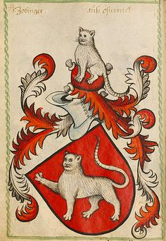 Scheibler Armorial - 1450-1600, Germany