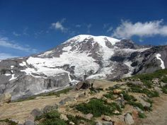 Friend is going to summit Rainier for a good cause show him some love?