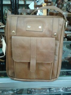 Leather bag for man
