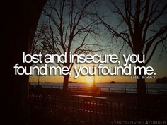 -The Fray.