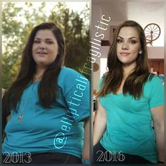 Kristina Guice Followed A Ketogenic Diet To Lose Over 100lbs In 2 And A Half Years!