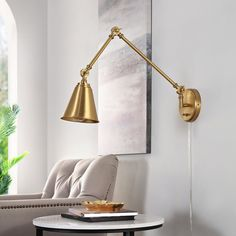 American Home Furniture, Industrial Chic Style, Plug In Wall Sconce, Wall Lights, Ceiling Lights, Ceiling Fans, Transitional Wall Sconces, Cool Floor Lamps, Home Lighting