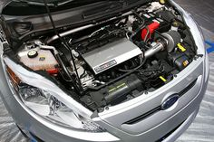 FSWERKS Engine Cover - Ford® Fiesta 1.6L TiVCT 2011-2013