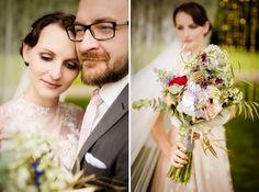 Boho Wedding Bouquet Inspiration.  Bohemian oder Rustic Chic Brautstrauß Inspiration.  #weddingbouquet #rusticchic #eukalyptus
