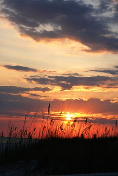 Beautiful!!  We have some amazing sunsets here in Panama City Beach, Florida