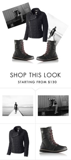 """""""Tame Winter with SOREL: Contest Entry"""" by sara-b-andersson ❤ liked on Polyvore featuring SOREL and sorelstyle"""