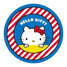 Hello Kitty Hello Kitty Vans, Sanrio Hello Kitty, Hello Kitty Images, Twin Sisters, Chicago Cubs Logo, Sanrio Characters, Fictional Characters, First Love, I Am Awesome