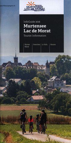 https://flic.kr/p/JjqFhv | InfoGuide 2016 Murtensee/ Lac de Morat, Tourist Information; Canton Freiburg Fribourg, Switzerland | Murten/ Morat, Avenches, Le Vully, Kerzers