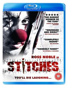 Film News: Stitches Coming to Blu-ray and DVD in the UK in February