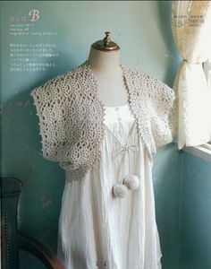 crochet bolero for girls | make handmade, crochet, craft