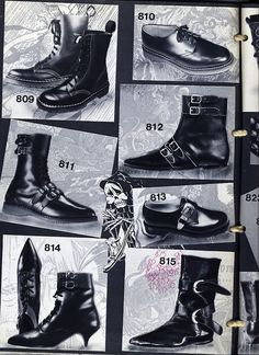 5cdb8fcc051d another Bogey s catalog image - all shoes that I would have loved to own in  the and today.