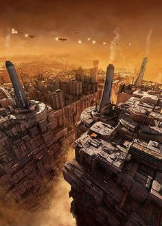Science Fiction Worlds