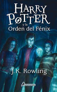 Harry Potter 5 La Orden Del Fénix Los Come Libros Libros De Harry Potter La Orden Del Fenix Descargar Libros En Pdf