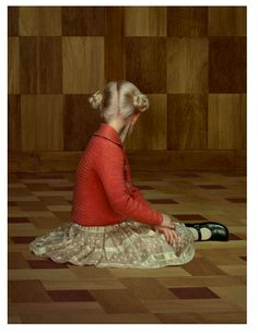 Stunning Photo Art By Erwin Olaf on – Erwin Olaf Springveld, born June 1959 Hilversum, Netherlands, is a Dutch photographer. Olaf is most famous for his… Erwin Olaf, Color Photography, Portrait Photography, Fashion Photography, Retro Photography, Conceptual Photography, Viviane Sassen, Pose, Edward Weston