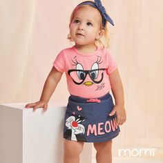 Fashion Kids, Fashion Sewing, Toddler Girl Outfits, Kids Outfits, Top Boy, Costura Fashion, Baby Suit, Hot Pants, Kids Wear