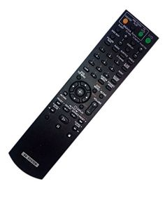 Introducing Replaced Remote Control for Sony DAVHDX576WF HCDHDX585 DAVHDX279W 148057011 HCDHDX277WC HCDHDX589W Home Theater AudioVideo Receiver AV System. Great product and follow us for more updates! Home Theater, Theatre, Audio Installation, Dvd Vcr, Home Tv, Sound & Vision, Sony, Remote, Manual