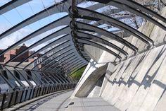 Stadelhofen Station by Santiago Calatrava