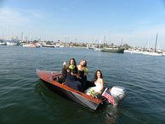 Boat to isle