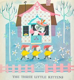 Mary Blair   children's illustrations
