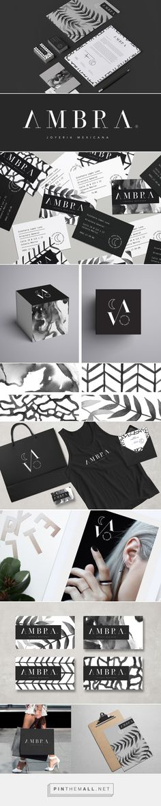 A M B R A Jewelry Branding by Carla Peraza | Fivestar Branding – Design and Branding Agency & Inspiration Gallery | #BrandingInspiration