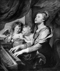 Saint Cecilia : Free Download & Streaming : Internet Archive