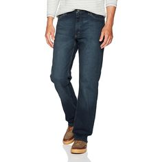 Wrangler Men's Authentics Classic Relaxed Fit Jean         *** Continue to the product at the image link. (This is an affiliate link) #ClothingShoesJewelry