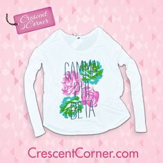 It's Thursday and you know what that means! Like and pin for your chance to win this floral long sleeve shirt from Crescent Corner, along with all other November #TrendyThursday items!