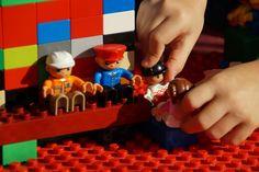 La motricidad fina y la concentración en los niños de 2 a 3 años.