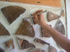 A great blog, following a family's journey in builing their cordwood home.