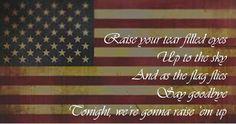 Raise em up Keith Urban lyrics Wonderful song :)