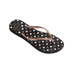 9dc06e7bc Women s Havaianas Slim Fresh Flip Flop - Black Rose Gold Casual ( 15) ❤