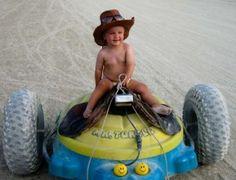 Burning Blog » Blog Archive » Camping With Baby Burners: Kids at Burning Man