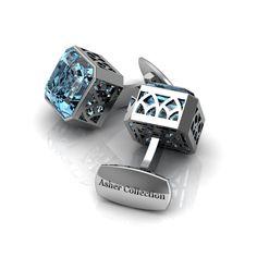 asscher-cut-gemstone-cufflinks-1.jpg (1000×1000)