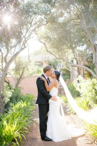 Wedding at Rancho Valencia